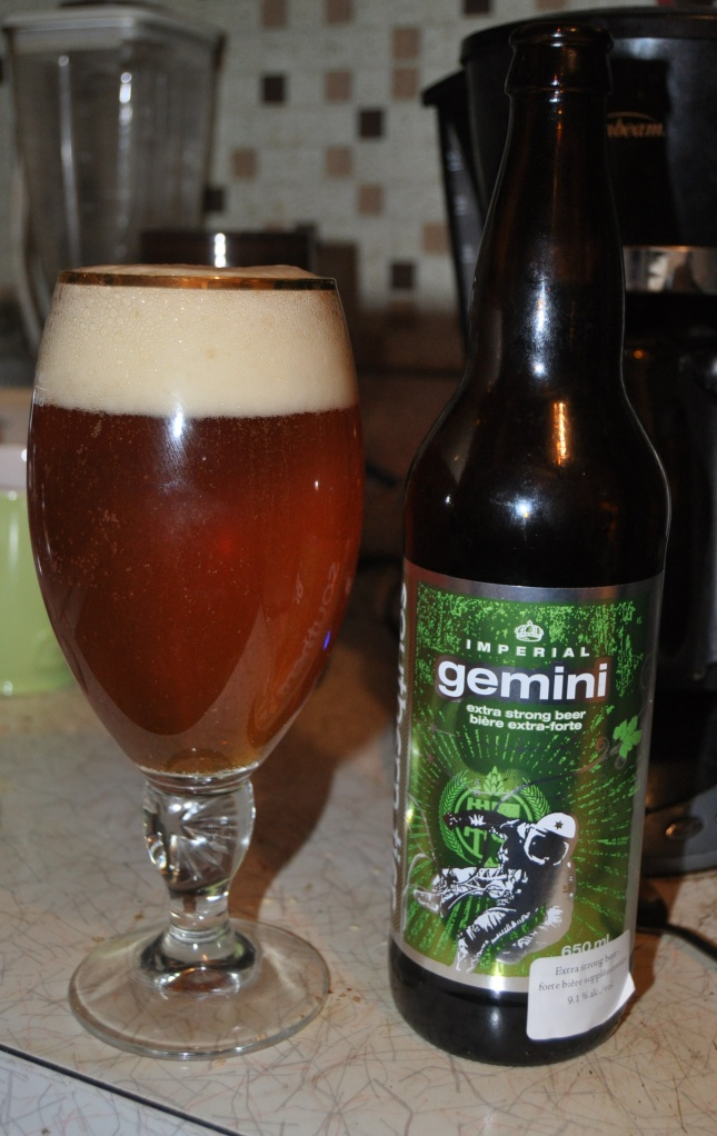 CURRENTLY DRINKING – April 21, 2011 – The Thirsty Wench